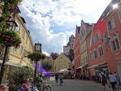 2017♪ドイツ~ロマンティック街道をゆく!~5日目午後はバスツアーでロマンティック街道終着の街へ。