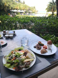 Phu quoc ~ intercontinental hotel breakfast