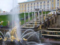 ロシア大満喫②サンクトペテルブルグ/夏の宮殿