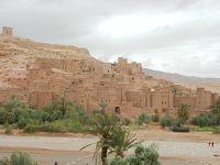 モロッコいち美しい村 アイト・ベン・ハッドウ ②