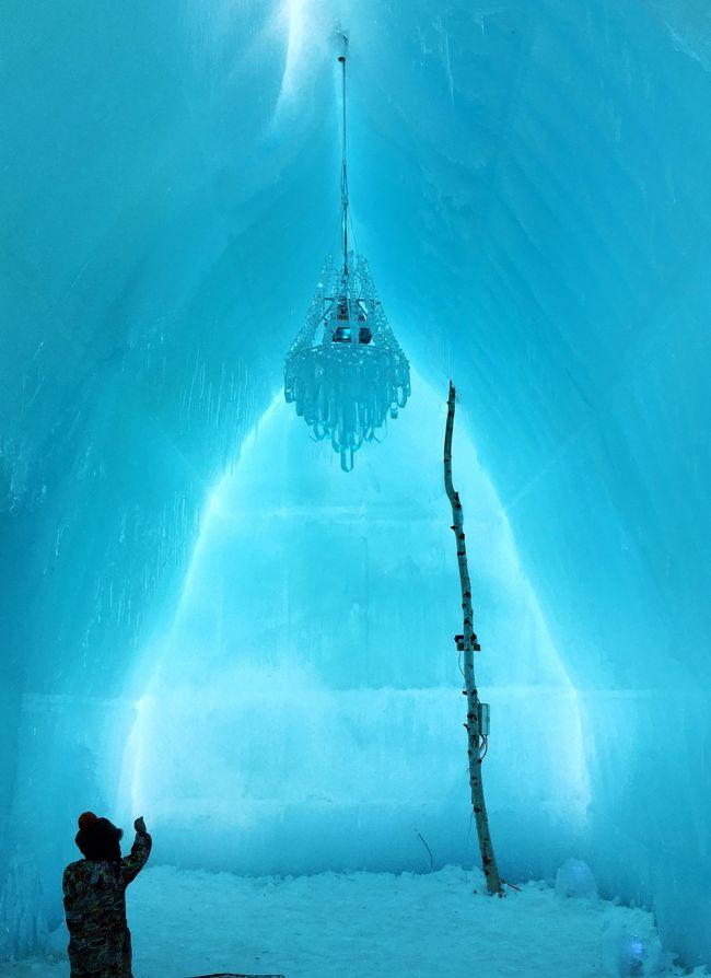 日帰り支笏湖♪~夏は「スワンボート」と「ヒメマス」☆冬は「氷濤祭り」で楽しもう♪