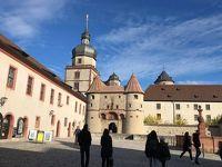 今日はバンベルクのレジデンツと大聖堂に行く。その後ヴェルツブルグのレジデンスに行く