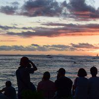 Day7-3 カハラモールと美しいワイキキサンセット♪【2019年12月マウイ島&ホノルルマラソン】