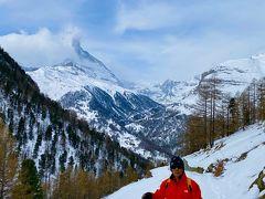 スイス ツェルマット スキー = 6.ツェルマット・冬のハイキング編 =