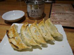 20200319-2 大阪 MARUKAMI餃子さんで、晩酌セットとその後も追加とか
