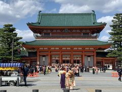 城下町旅ラン⑨京都