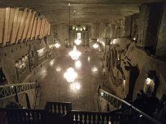 雨多き初夏のポーランド(10) 中世から続く驚異の地下空間 ヴィエリチカ岩塩坑