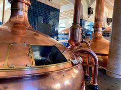 スイスの有名ビール工場で大満足ビールツアー🍺