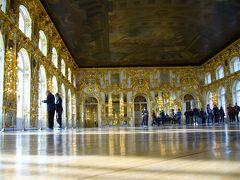 ロシア大満喫④サンクトペテルブルク/エカテリーナ宮殿