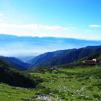 木曽駒ヶ岳に登り山麓のキャンプ場に泊まる旅