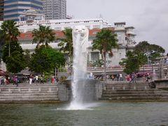 初めてのシンガポール(2013年5月)ジョホールバルにも半日