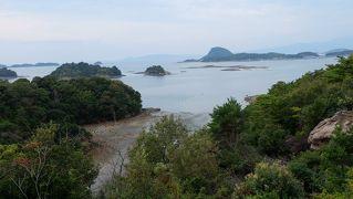 有明海! 九州旅行は天草への突然日帰りでしめくくり