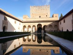 スペイン「アルハンブラ宮殿」