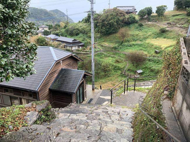 広島と長崎のどちらかで決めかねていた時に入ったHISで応対してくれた人が九州出身ということで、九州の密度の濃いお話し(だけ)を伺い、お店を出たら長崎に行くことになっていた(笑)ので行ってきました。
