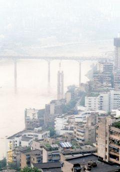 回顧録 2000年 9泊10日 成都・重慶・三峡下り・上海 その3 重慶編
