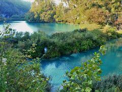 クロアチア&スロベニア ちょっとだけドイツ・オーストリアも イイトコ撮りの旅 (5) プリトヴィッツェ