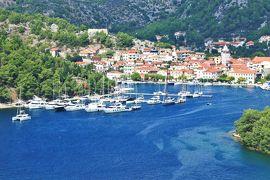 クロアチア&スロベニア ちょっとだけドイツ・オーストリアも イイトコ撮りの旅 (6) アドリア海絶景ドライブ