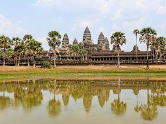 ☆はじめてのカンボジアひとり旅 ☆アンコールワット観光編 �
