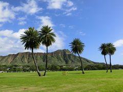 ハワイの休日・いろいろな人と再会出来た16日間 (定番)シェラトン・ワイキキ~ワイキキ・ビーチ~カピオラニ・パークをぶ~らぶら。(2020)