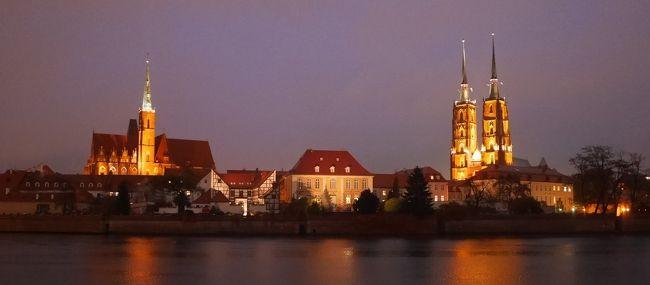旅のテーマのひとつをシロンスク/シレジア地方巡りと設定した為、その中心都市であるヴロツワフ / ブロツワフ(ドイツ語名ブレスラウ)訪問は必須だった。<br />ここは、ポーランド第4の都市だけあって規模も大きく、歴史は古くクラクフやグダニスクにも負けない美しい街である。<br />元はスラブ民族の土地であったが、その後ハプスブルク家支配下も長く、長く続いたドイツ人の流入と支配でドイツ文化の影響も大きい。<br />観光地としてはあちこちにある小人の像が有名だが、訪れてみると立派なオペラ劇場にコンサートホール、たくさんの大きな美術館からアートの街であることがわかる。そして、ナドドジェ(Nadodrze)地区のストリートアートにみられるように現代においてもその文化的な息吹が感じられる。<br /><br />● ヴロツワフへ / バスの旅<br />● ブロツワフ(Wroclaw)/シレジア地方について<br />● ヴロツワフの博物館<br /> ・ヴロツワフ市歴史博物館<br /> ・ヴロツワフ大学博物館<br />● ヴロツワフの美術館<br /> ・ヴロツワフ国立博物館<br /> ・ヴロツワフの現代美術館<br /> ・パノラマ・ラツワヴィツカ<br />● ヴロツワフの散策<br /> ・トゥムスキ島<br /> ・ナドドジェ(Nadodrze)地区<br /> ・小人(こびと)の街 ヴロツワフ<br /> ・中央市場広場<br />● 美味しいヴロツワフ<br /> ・ヴロツワフ屋内市場<br />● ヴロツワフのアパート泊<br />● ヴロツワフでの音楽<br /> ・ヴロツワフ歌劇場<br /> ・CDショップ &quot;De&#39;Molika&quot;<br /> ・ヴロツワフ国立音楽フォーラム( NFM)<br /><br />詳細はコチラから↓<br />https://jtaniguchi.com/%e3%83%b4%e3%83%ad%e3%83%84%e3%83%af%e3%83%95-wroclaw-%e3%83%96%e3%83%ad%e3%83%84%e3%83%af%e3%83%95-%e5%b0%8f%e4%ba%ba-%e3%83%8a%e3%83%89%e3%83%89%e3%82%b8%e3%82%a7/<br />
