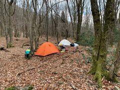 楽しかったな!晩秋の鈴鹿/山友とささやかなキャンプを楽しむ
