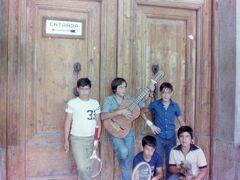 1978年 マジョルカ島 (初の日本人ツアー客) 2/3  :スペインはマドリードから