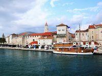 クロアチア&スロベニア ちょっとだけドイツ・オーストリアも イイトコ撮りの旅 (11) 運河に浮かぶ古都トロギール