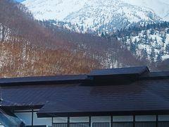 津軽20 黒石⇔酸ケ湯 八甲田大岳近く-豪雪地帯-残雪少量 ☆快晴!城ヶ倉大橋を往復渡り