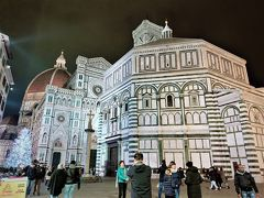 1か月間の北イタリア旅2019-2020【フィレンツェ1日目編】