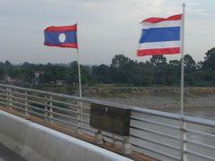 △タイとラオスの国境の街ノンカイを訪れました。多くの思い出が残っている街です。