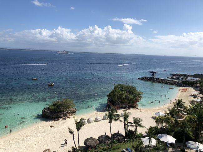 今年もセブ島へ。<br /><br />旧正月直前に新型コロナ騒動。<br />行けるかどうか心配したけれど、<br />フィリピン政府が素早い決定をし、<br />武漢から飛行機に乗ってきた人の入国を認めなかったので<br />今年も出掛ける事にしました。<br /><br />ホテルは同じシャングリラに宿泊。<br />