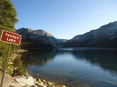 カリフォルニア州 ヨセミテ国立公園 - テナヤ レイク