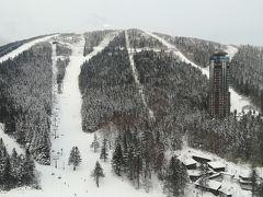初北海道スキー
