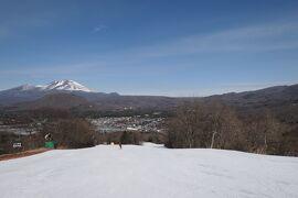冬の軽井沢♪ Vol4 ☆軽井沢プリンススキー場を独り占め♪