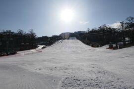 冬の軽井沢♪ Vol7 ☆軽井沢プリンスホテルドッグコテージの朝食と朝のスキー場♪