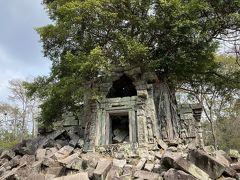 ☆はじめてのカンボジアひとり旅 ☆ひっそり静かなベンメリア観光編 ③