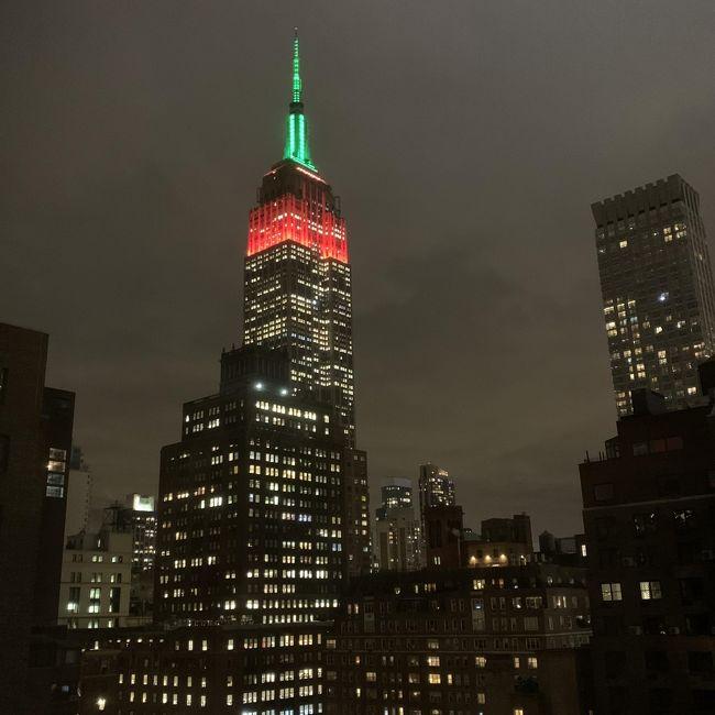 2019年GWで訪れて以来、10か月ぶりにニューヨークへいってきました。<br />そのときの様子を紹介させていただきます。<br /><br />①・・・羽田空港<br />②・・・ANA 新型ビジネスクラス THE Room(往路)<br />③・・・NYC初日(2月7日)<br />④・・・NYC2日目(2月8日)<br />⑤・・・NYC3日目(2月9日)<br />⑥・・・NYC4日目(2月10日)<br />⑦・・・NYC最終日(JFK、ANA復路、羽田空港)2月11日から2月12日