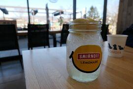 冬の軽井沢♪ Vol9 ☆軽井沢プリンススキー場とランチはアウトレットモールのドッグカフェ♪