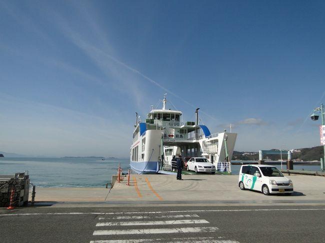 新型コロナウイルス禍のしのび寄る中、日帰りでとなりのとなりの県、岡山県にドライブ旅行に出掛けました。<br /><br />ほんとは讃岐うどんを食べに香川県に行きたかったのですが、少し近場にしました。
