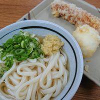 香川うどん巡り、東京から車で周る1,500km食べ走り(食べ歩き)②香川県内
