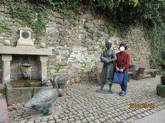 伝説・Die Sage:Die Gaensemagd「がちょう番の娘」もドイツ各地にある。