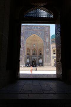 シルクロードにおける宗教や歴史文化の伝播について興味津々なのでウズベキスタン来てみた(イスラム建築の真髄♪ブハラ後編8/27AM~PM)6