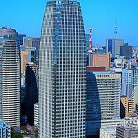 芝公園-3 東京タワー メインデッキ150m〜東西南北360度展望 ☆Skytree-見つけた!