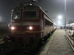 国際寝台列車でブルガリアからトルコへ