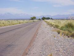 南米バイク旅・チリ⇔アルゼンチン1