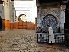 baba友と巡るモロッコ周遊2400㎞の旅【7】4日目(フェズ2)