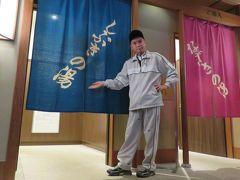 静岡散策とランチバイキング&焼津温泉2日間の旅