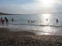 冬のヨルダン、イスラエル8日間の旅 (5) ペトラ~マダバ~ネボ山~死海