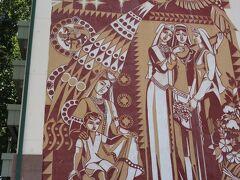シルクロードにおける宗教や歴史文化の伝播について興味津々なのでウズベキスタン来てみた(砂漠爆走タシケント版ワイルドスピード編8/28PM)9