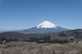 早春の箱根♪ Vol5 ☆大涌谷:絶景の富士山♪